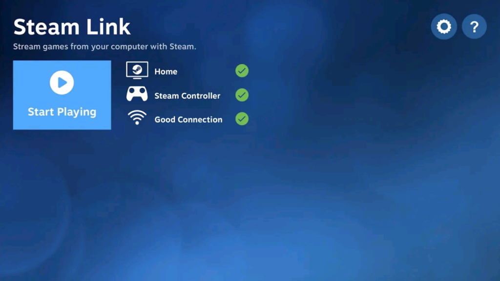 Steamリンク