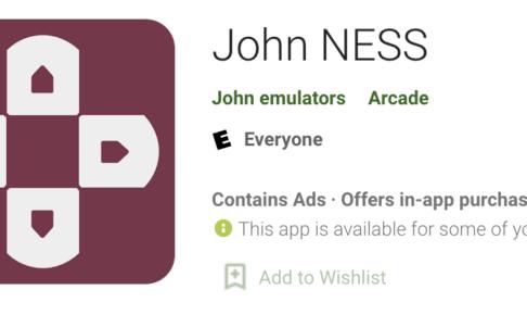 John NESS5